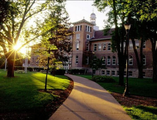 The Top Ten Most Eco-Friendly Colleges - Midwest