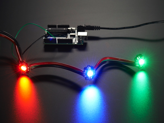 NEW PRODUCT – Pixie – 3W Chainable Smart LED Pixel