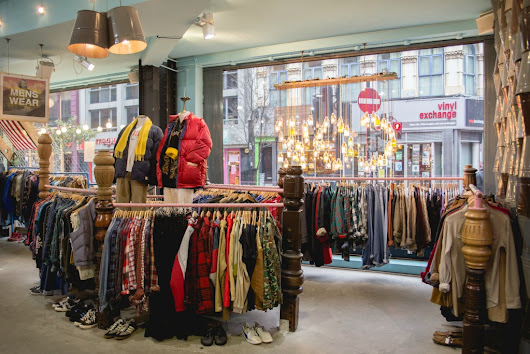 The best places to shop vintage in Manchester – RETRuly Blog