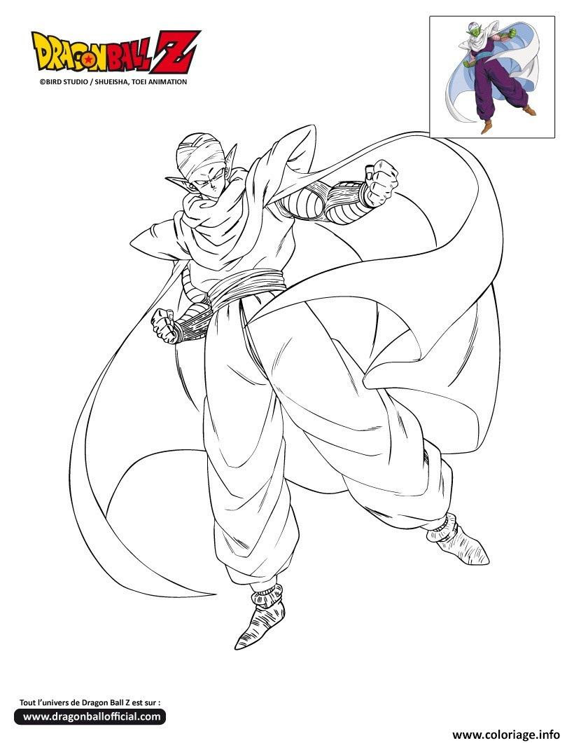 23 Free Download Dragon Ball Z Coloriage Vegeta Worksheets For