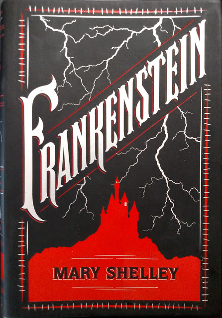 Frankenstein - A book review by Wil C. Fry