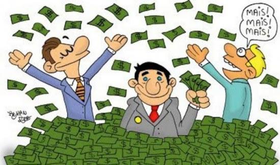 chovendo dinheiro 3