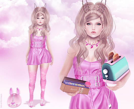 Bunny ~ Poison Girls - The fashion world at your fingertips.