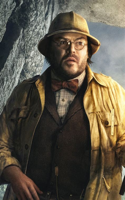 jack black  jumanji    jungle