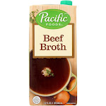 Pacific Natural Foods Broth - Beef - 32 Fl Ounce -PACK 12