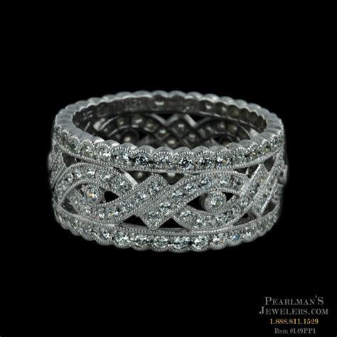 beverley  kt white gold diamond wedding ring  beverly