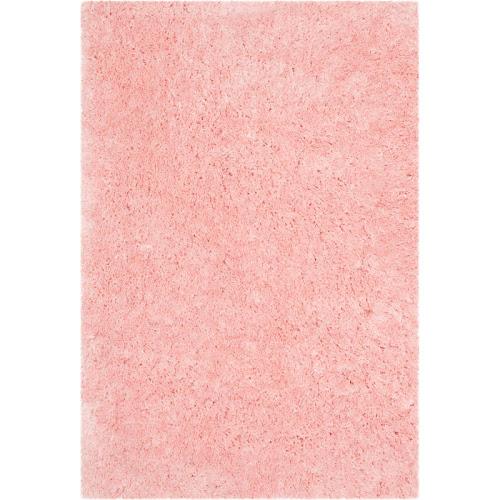 Safavieh Arctic Shag Pink 6' x 9' Area Rug