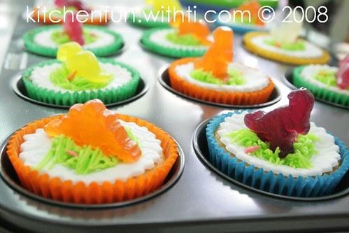 Dino Cake Toppings