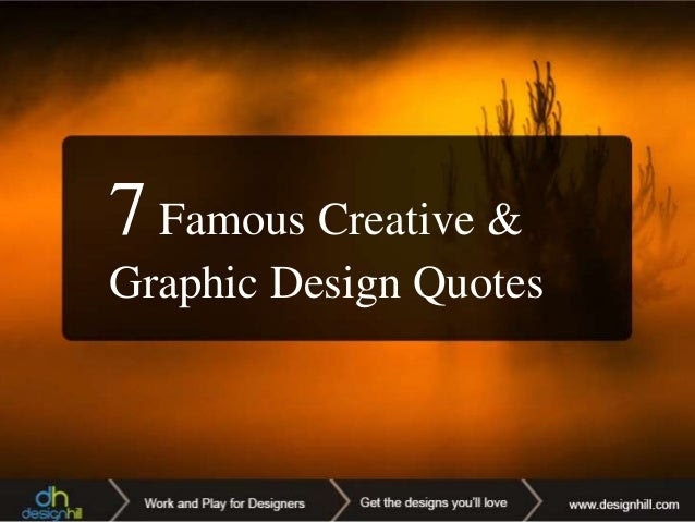 Inspirational Design Quotes ~ Creative Market Blog