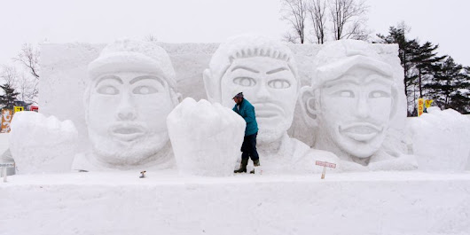 Iwate Snow Festival