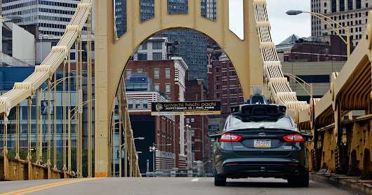 Pittsburgh Welcomed Uber's Driverless Car Experiment. Not Anymore. - The New York Times