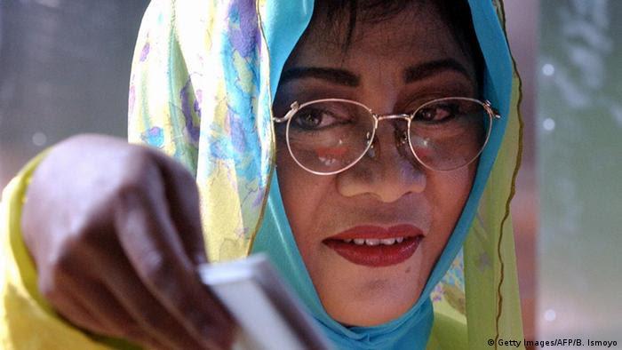 Indonesien Korruption Siti Hardiyanti Rukman