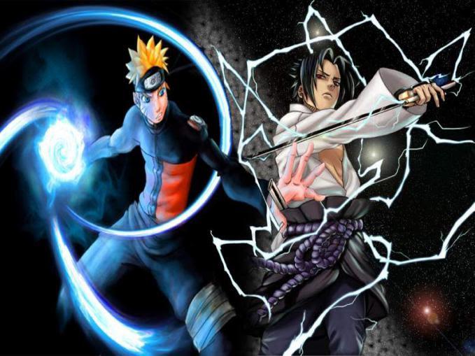 Gambar Gambar Wallpaper Naruto Shippuden Keren Bagikan Sahabat Sapawarga