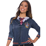 Halloween The Wizarding World Of Harry Potter Adult Gryffindor Halloween Costume Top- S, Women's, Size: Small, MultiColored