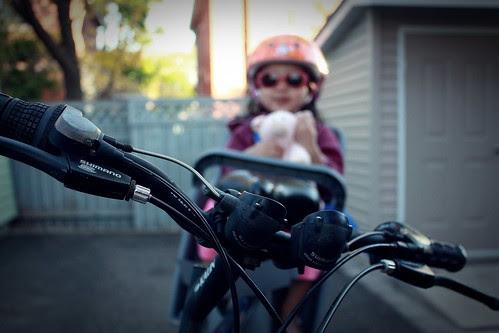 12/365 - biking - 6:55pm