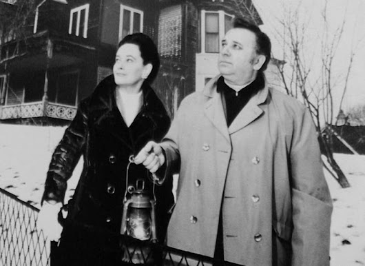31 Days of Halloween – Day 25 Ed & Lorraine Warren – The Ghost hunters