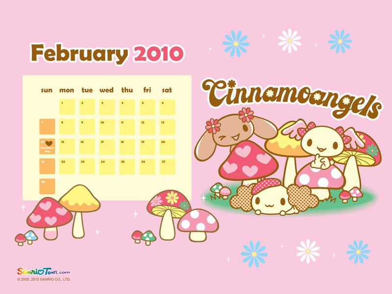 Cinnamoangels - Pink