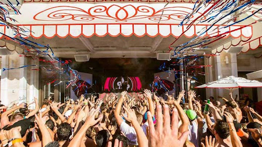 Encore Beach Club Opening Day 2014 | Vegas Pool Parties