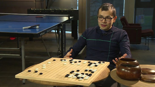 Google AI to play live Go match against world champion - BBC News