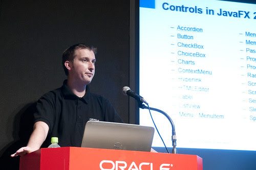 Jonathan Giles, JS2-42 UI Controls and Charts: Drag-and-Drop, Filtering, Sorting, Table Hookup with Charts, JavaOne Tokyo 2012