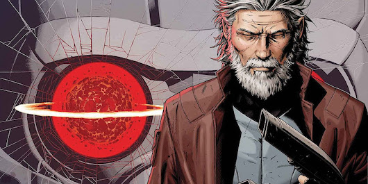 Marvel Unveils First Old Man Quill Cover Art