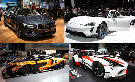 The Must-See Debuts from the 2018 Geneva Auto Show | Flipbook | Car and Driver