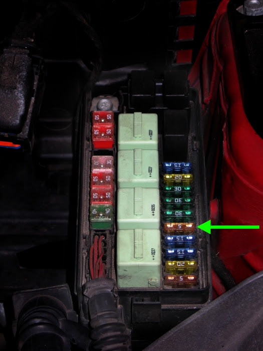 Need Fuse Box Diagram For 2006 Spectra Fixya