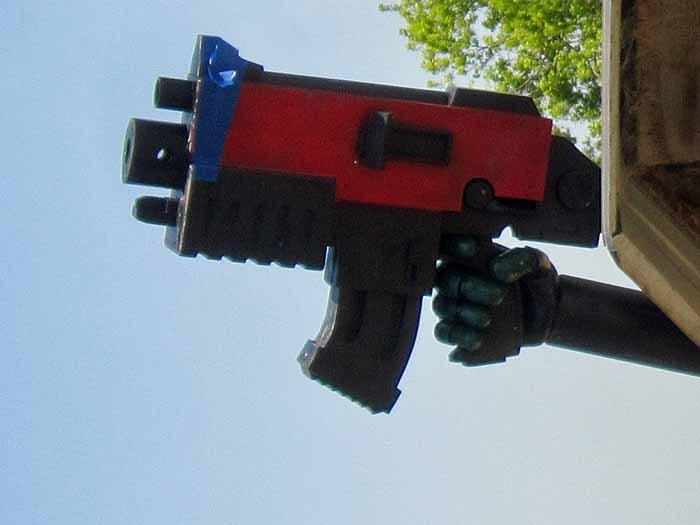 Bolter Hand