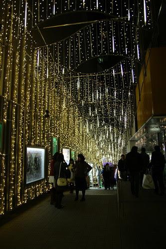 Illumination in Mosaic Street