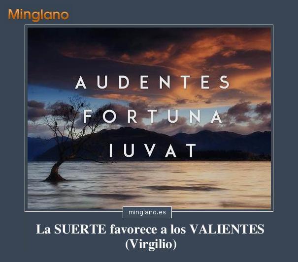 Frases De Publio Virgilio Marón En Latín