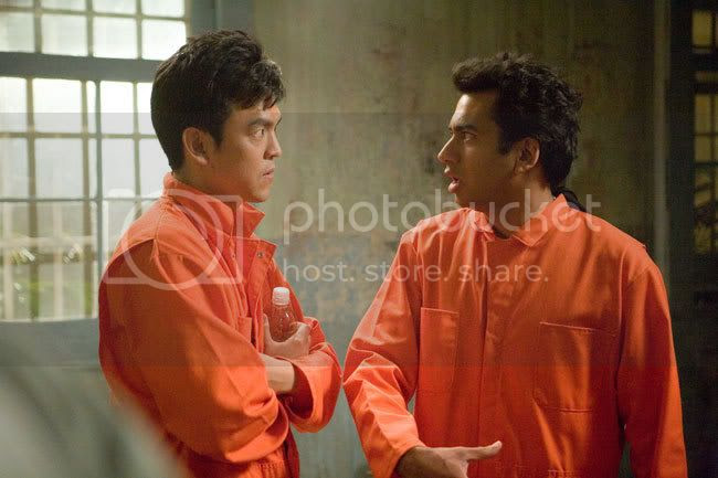 Harold and Kumar in Guantanamo!