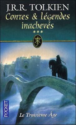 Couverture Contes et Légendes inachevés, tome 3 : Le Troisième Âge