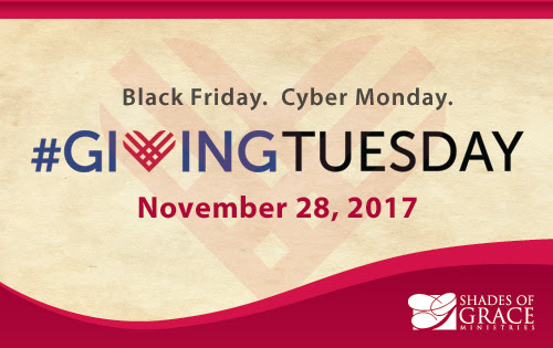 #GivingTuesday: A Day to Give Back and Share God's Comfort