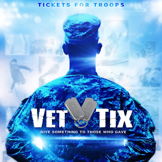 Veteran Tickets Foundation - Create An Account Today!!