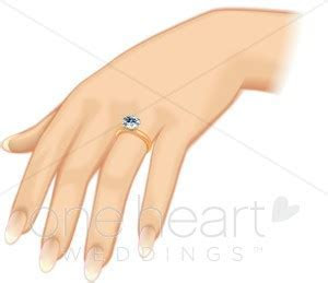 Bride's Ring Clipart   Wedding Ring Clipart