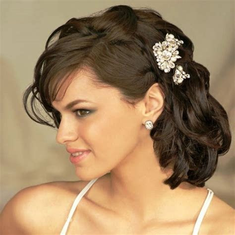 Bridal hairstyles for medium hair   Hairstyle for women & man