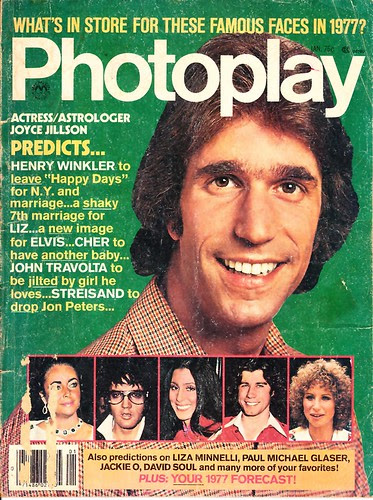 Photoplay Magazine (Jan. 1977)