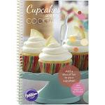 Cupcake Recipe Book/infuser Set Combo Pack, Wilton, 8022-2730