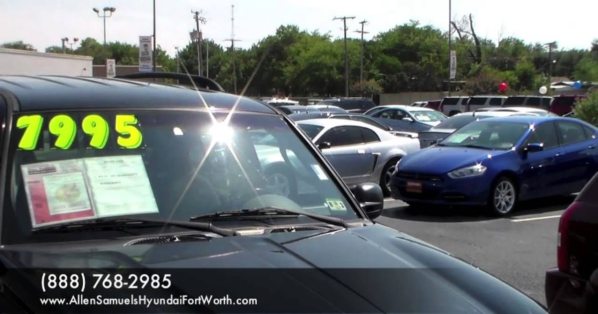 Used Cars For Sale In Dallas Tx Craigslist - Car Sale and ...