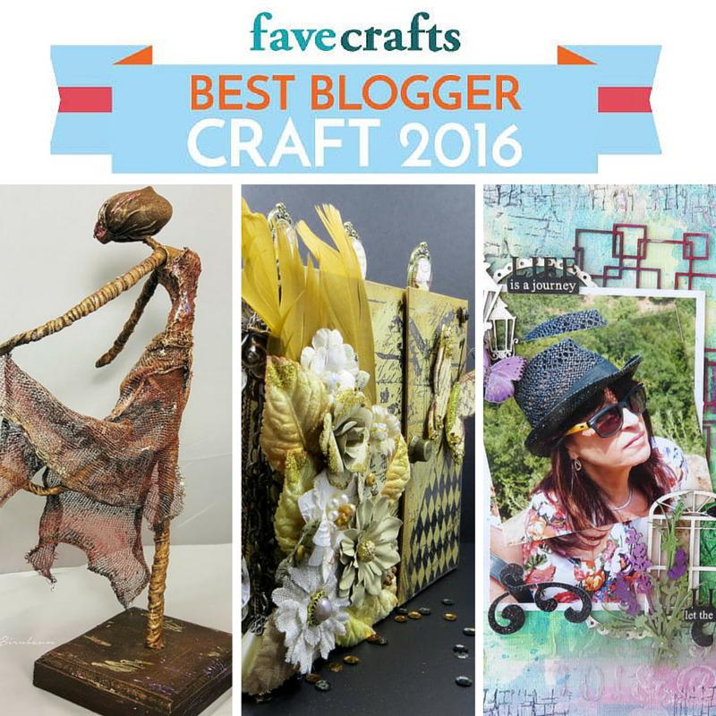 Best Blogger Crafts 2016