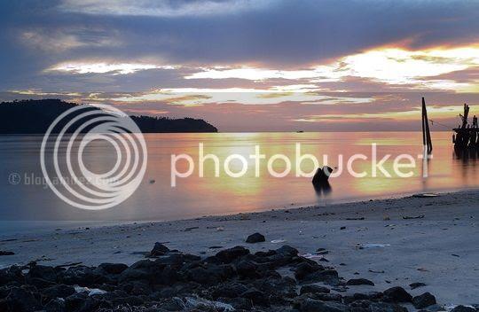 Tanjung Dawai Pantai Merdeka