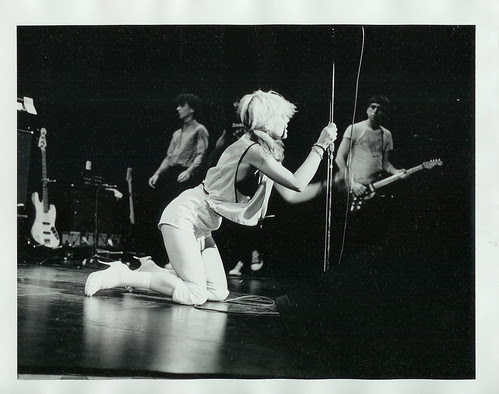 Debbie Harry and Blondie