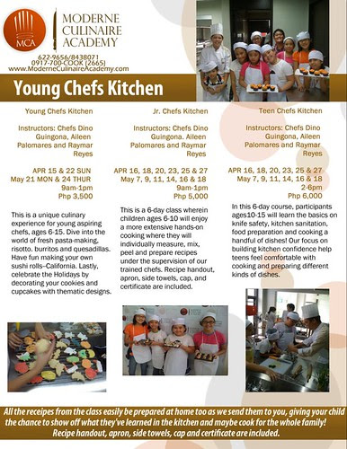 Young Chefs Kitchen