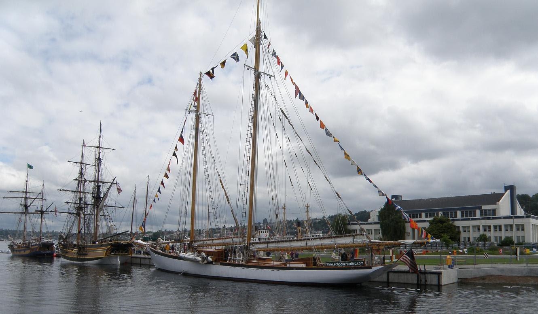 Schooner Zodiac - Boat Design Net Gallery