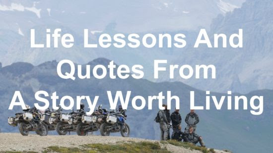 22 Life Lessons And Quotes From A Story Worth Living Joseph Lalonde