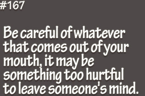 Power Of Hurtful Words Quotes Managing The Power Of Choice With