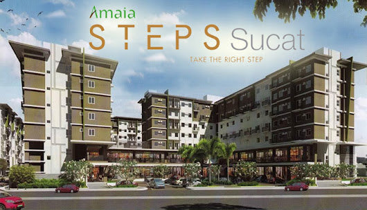 Condo For Sale in Manila - Amaia Steps Sucat