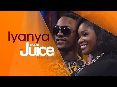 "0 VIDEO: Iyanya on Ndani TV's ""The Juice"" With ToolzToolz The Juice Ndani TV Iyanya"