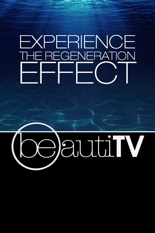 Experience The Regeneration Effect by BeautiControl
