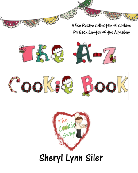 A-Z Cookie Book for National Cookie Day